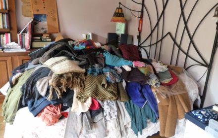 Dove porto i vestiti che non metto più?