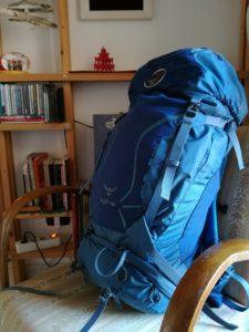 valigia per trasloco
